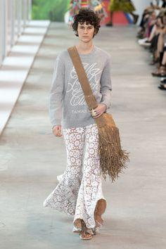 Sfilata Michael Kors Collection New York - Collezioni Primavera Estate 2019 - Vogue Fashion Week, World Of Fashion, Fashion Brands, Spring Fashion, Women's Fashion, Runway Fashion, Fashion Show Collection, Spring Collection, Costume