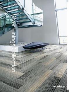 Interface Modular Carpet |SL910,Nickel