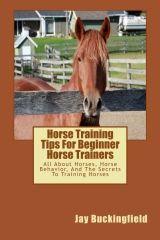 """Horse Training Tips For Beginner Horse Trainers"" - Jay Buckingfield"