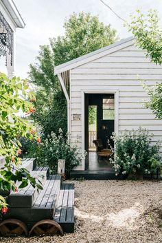 Outdoor Spaces, Outdoor Living, Outdoor Decor, Garden Cottage, Home And Garden, Garden Living, Le Far West, Scandinavian Home, Inspired Homes