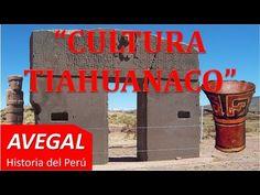 CULTURA TIAHUANACO, CULTURA TIWANAKU, CULTURA TIAHUANACOTA - PERÚ- AVEGAL Historia - YouTube Bolivia, Youtube, Tiwanaku, Lake Titicaca, Culture, Historia, Youtubers, Youtube Movies