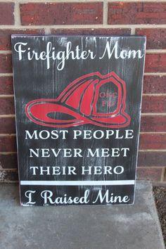 Firefighter Home Decor, Firefighter Family, Firefighter Shirts, Firefighter Quotes, Volunteer Firefighter, Firefighter Workout, Firefighter Pictures, Fire Dept, Fire Department