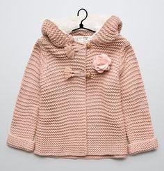 Элегантная осень для сеньорит в курточках Zara (спицы)