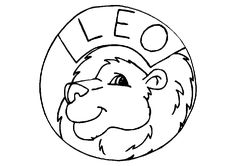 Leo Zodiac Sign Coloring Page Space Coloring Pages, Mandala Coloring Pages, Coloring Pages For Kids, Zodiac Signs Astrology, Zodiac Signs Aquarius, Pisces Zodiac, Zodiac Signs Colors, Zodiac Constellations, 12 Signs