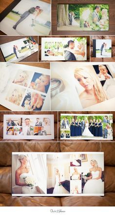 wedding album design and layouts