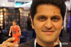 3d printed action figure of yourself - Google Search