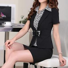 Buy 'Caroe – Set: Blazer   Pencil Skirt' with Free International Shipping at YesStyle.com. Browse and shop for thousands of Asian fashion items from China and more!