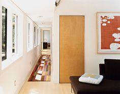 dwell home hallway office