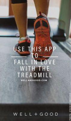 Studio Treadmill Running App Review