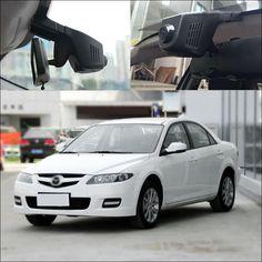 For Mazda 6 APP Control Car Wifi DVR Driving Video Recorder FHD 1080P Wide Angle Hidden installation G-sensor car black box