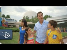 Epcot | Walt Disney World | Disney Parques - YouTube