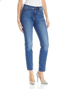Levi's Women's 512 Perfectly Slimming Skinny Jean, Pioneer, 10 M  Go to the website to read more description.
