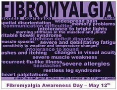 FIBROMYALGIA - insomia depression anxiety muscle spasms severe and debilitating fatigue muscle and joint pains with tender and trigger points recurrent flu-like sumptoms rest;ess leg syndrome severe muscle weaknes widespread pain and more. Fibromyalgia Awareness Day, Fibromyalgia Pain, Chronic Pain, Chronic Illness, Endometriosis, Rheumatoid Arthritis, Fibromyalgia Disability, Fibromyalgia Quotes, Fibromyalgia Treatment