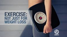 Exercise: Not Just For Weight Loss - What's Up, USANA?