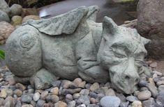 Project 2: Gargoyles - Maddy's Art Portfolio