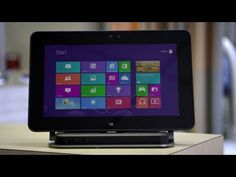 Dell Latitude 10 tablet with Windows 8