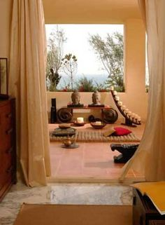 Arabic Living Room Style
