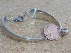 Armbänder - Armband aus Kaffeelöffel,Länge 20cm - ein Designerstück von schmuck-checker bei DaWanda