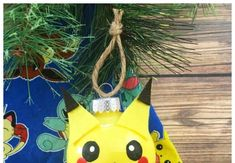 This DIY Pikachu Christmas ornament is fun to make with just a few craft supplies and some time. Elementary Science Fair Projects, Science Projects For Kids, Science Experiments Kids, Science For Kids, Crafts For Kids, Diy Christmas Ornaments, Homemade Christmas, Free Printable Tags, Yellow Painting
