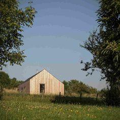 Частный дом в сельской местности Франции