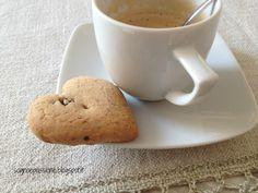 Sogno e Passione: Biscotti con farina d'avena e gocce di cioccolato