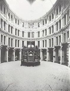 The Victoria Arcade, Elizabeth Street through to Castlereagh Street, near Martin Place, Sydney