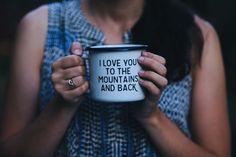 Village and Wild Mountain Mug Giveaway