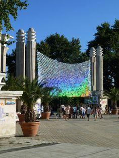 Mirror Culture by the architects of Bignatov Studio