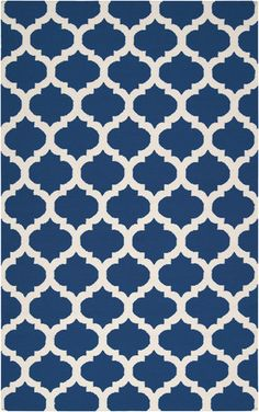 @Chateau360 — Create Your New Frontier With this Mediteranean #Blue Rug #MDW ShopNow !