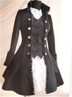 Not sure when I would ever wear this, but I LOVE it! Maybe a Halloween costume...