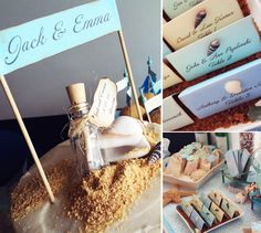 #beach #wedding #theme #idea