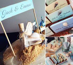 #beach #wedding #theme #idea