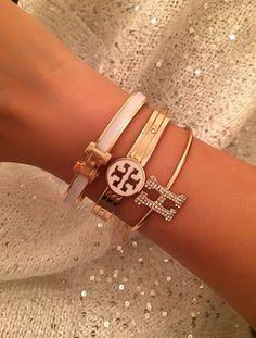 Hermes Bracelet Tory Burch Bracelet