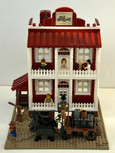 2 2010 01 23 09 05 49.nef  LEGO Wild West with these awesome custom ideas!