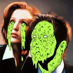 Dela Deso / Grime / The X Files