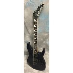 For greater savings check out our Used Jackson Solid Body Electric Guitar and get a great deal today! Used Guitars, Body Electric, Seo, Jackson, Music Instruments, Image, Musical Instruments