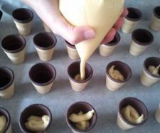 Rezept Eierlikörbecher-Muffins für Kinder von tati73 - Rezept der Kategorie Backen süß