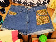 Short jeans Onça