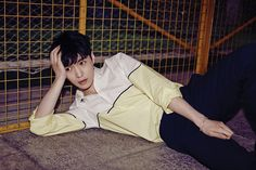 Lay - 150529 Comeback teaser photo - [HQ] Credit: Official EXO Website.