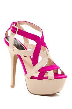 Korie Multi-Strap Heel ♥
