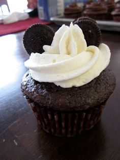My favorite buttercream recipe!! Add about 1/2 teaspoon of almond extract for vanilla almond