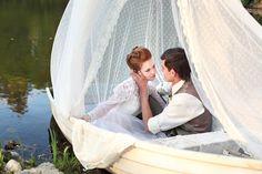 Anne of Green Gables Wedding Inspiration. (I know I'm a little past when I should be pinning wedding things, but these pictures are just so beautiful! Plus the theme is perfect.)