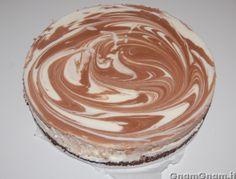 8 cheesecake cocco e nutella
