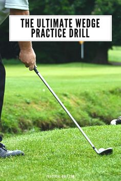 The ultimate wedge practice drill | golf tips | golfing tips | golf for beginners | golf help | golf how to | golf tee | golf swing | golf putting | golf driving | golf game | #golftips #golfingtips #awesomegolftips
