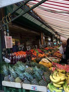 Wien Ausflug Tag 2 mit u.a. dem Naschmarkt