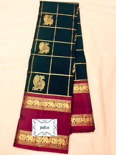 Kanjeevram saree Handloom, pure silk, we take customised pre-orders.