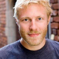Alex Berg, talented and handsome!  MirthinaBlog.com #improv interview.