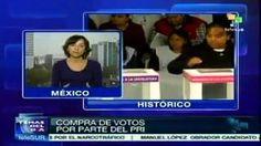 En México crecen denuncias sobre compra de votos del PRI