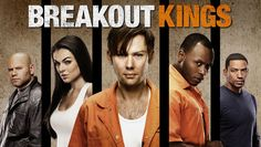 Breakout Kings (2011) for Rent on DVD - DVD Netflix
