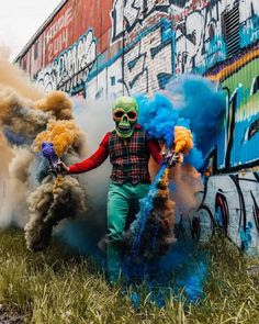 Butch Locsins Skeleton of Color a Massive Collaborative...